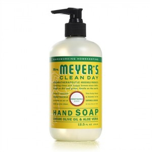 Meyer's Honeysuckle Liquid Hand Soap