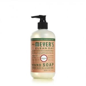 Meyer's Geranium Liquid Hand Soap